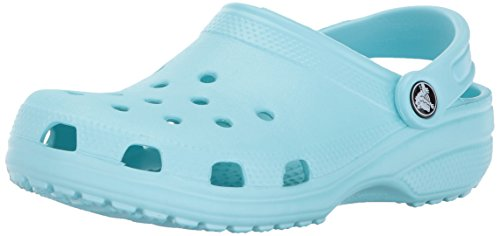 crocs Women's Classic Mule  Ice Blue - 10 B(M) US Women / 8 D(M) US Men