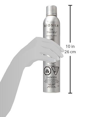 Biosilk Finishing Spray Firm Hold Hair Spray 10oz, 2 Count