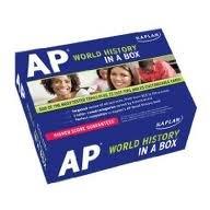 Kaplan AP World History in a Box pdf epub