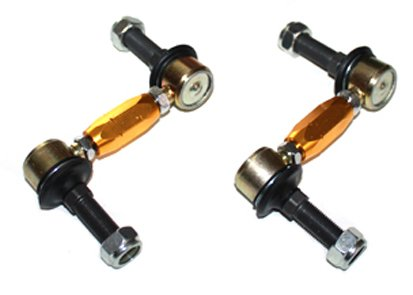 Whiteline Nissan 350Z 2003-2009 Front Sway Bar Link Assembly Heavy Duty Adj Ball by Whiteline