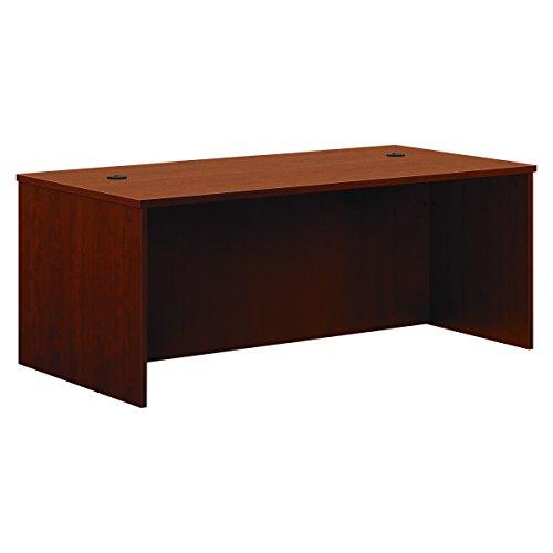 (Basyx BL2101A1A1 BL Laminate Series Rectangular Desk Shell, 72