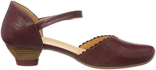 caviglia Aida rosso da caviglia rosso kombi alla Pensate donna 282249 cinturino 72 alla zqBndR