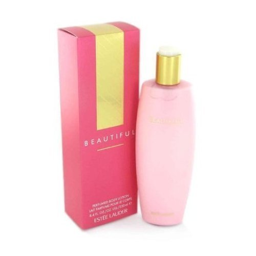 - Estée Lauder Beautiful Perfumed Body Lotion, 8.4 oz