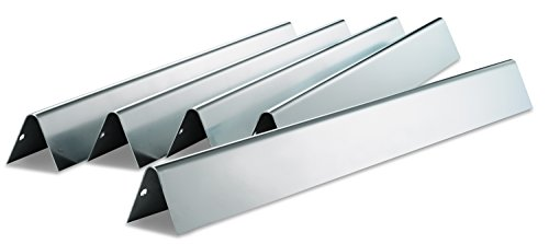 Weber 7540 Stainless Steel Flavorizer Bars (24.5 x 2.375 x ()