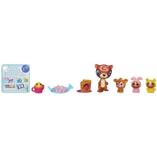 Littlest Pet Shop Chocolatey Delight Set -