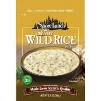 Shore Lunch Mix Soup Creamy Wild Rice