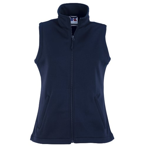 Maniche Russell Blu Navy Donna Invernale Senza Giacca TRytqH