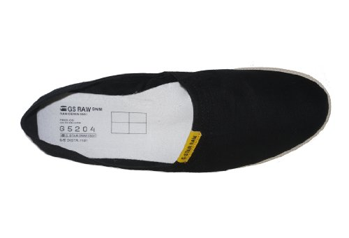 Sneaker Uomo G-star Gessato Nero Gs52100 / 900 Nero