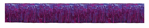 Forum Novelties 76114 Tinsel Fringe Garland, 20