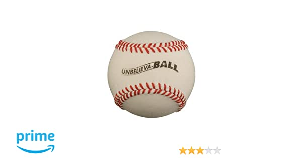"Unbelieva-BALL Indoor//Outdoor Training Ball 11/"" Softball"
