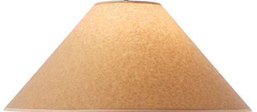 Stone County Ironworks 205032-O-K1-OG Vein Floor Lamp Shade 205032 ()