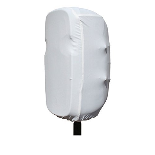 """JBL Bags EON10-STRETCH-COVER-WH - Stretchy White Cover fits all EON 10"""" Cabinets -  JBL Pro, EON10-STRETCH-CVR-WH"""