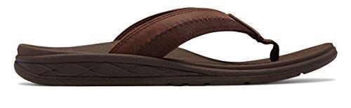 虐待意志慈悲深い(ニューバランス) New Balance 靴?シューズ メンズサンダル Pinnacle Flip Brown ブラウン US 9 (27cm)