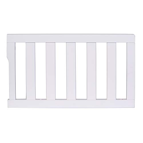 - Dream On Me Universal Convertible Crib Toddler Guard Rail, White