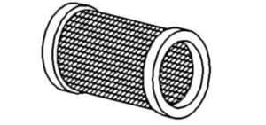 New Outer Air Filter D6NN9601A Fits FD 550, 555, 555A