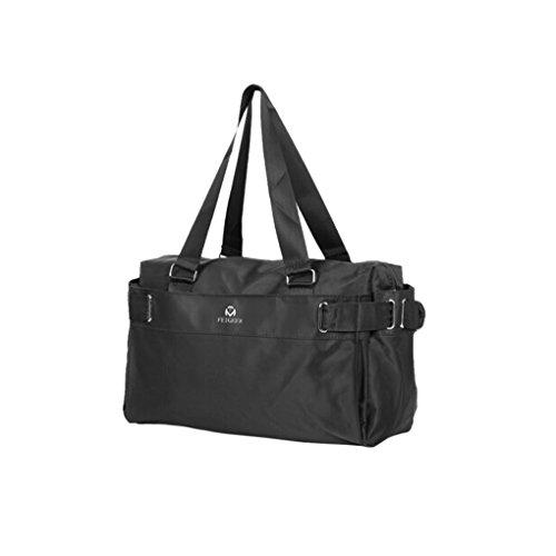 Reisetasche Umhängetasche Superleichtes tragbares Handgepäck Multifunktions-Tasche Nylon für Tagesausflüge Urlaub Reisen Tageswanderungen Dienstreisen und shopping