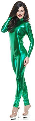 Liquid Metal Unitard Costume - Small - Dress Size 5-7