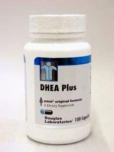 Douglas Labs - DHEA Plus 25 mg 100 caps [Santé et beauté] [Santé et beauté]