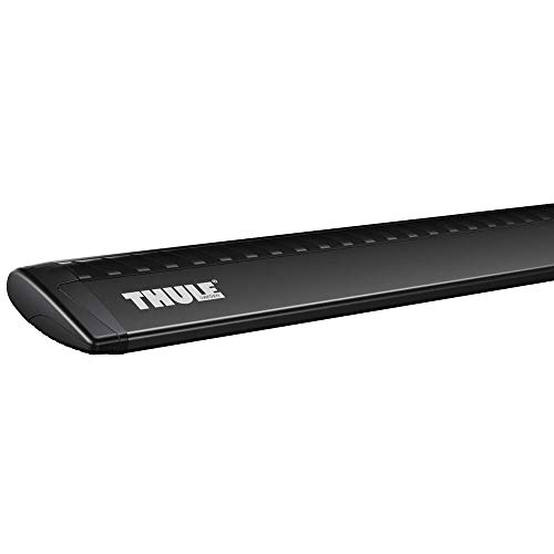 Thule AeroBlade 60-Inch Roof Rack Load Bars, Black (1 PR)