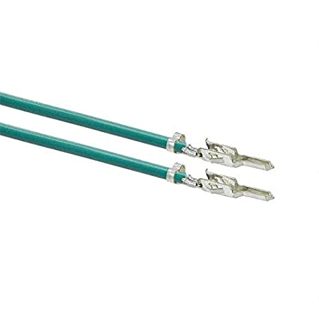 0039000040-10-G4-D 10 PRE-CRIMP A2015 GREEN Pack of 100