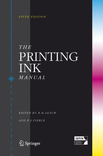 Printing Ink Manual by Routledge