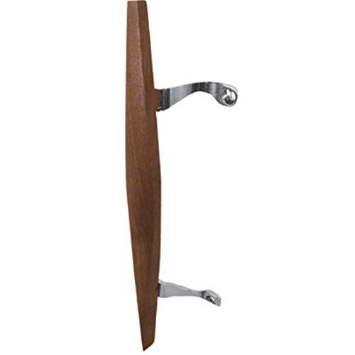 CRL Wood/Chrome Inside Pull; 6-5/8