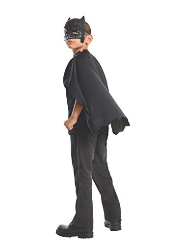 Rubie's Costume Batman v Superman: Dawn of Justice Kid's Batman Cape with Mask ()