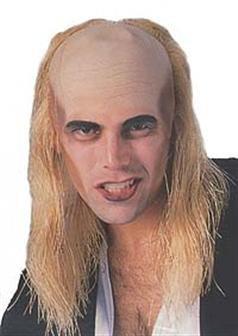 Riff Raff Bald Wig Rocky Horror Fancy Dress Costume New by Bristol Novelty (Rocky Wig)