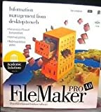 FileMaker Pro 4.0 for Windows (CD-ROM)