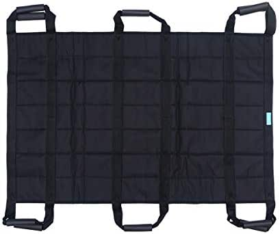 Healifty Transfer Boards Transfer Boards Belt Slide Protective Underpads Draw Sheet Turner Medical Lifting Sling Mobility Equipment Care Hospital Bed Patients Positioning Pad for Elderly Bariatric