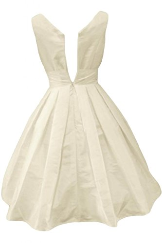 Sunvary elegante retro aperto perline Empire vita Prom abiti da sera Regency 52