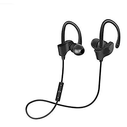 dd6f26d3388 Image Unavailable. Image not available for. Colour: Renyke QC-10 Jogger  Sports Bluetooth Headset Wireless 4.1 Handfree Stereo Headphone ...