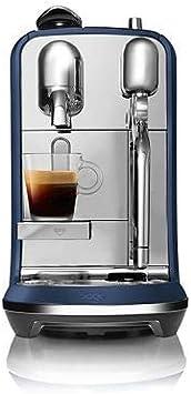 Nespresso SNE800DBL Sage The Creatista Plus - Máquina de café ...