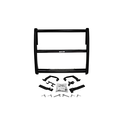 Go Rhino 3174B Black 3000 Series StepGuard Center Grille Guard Only ()