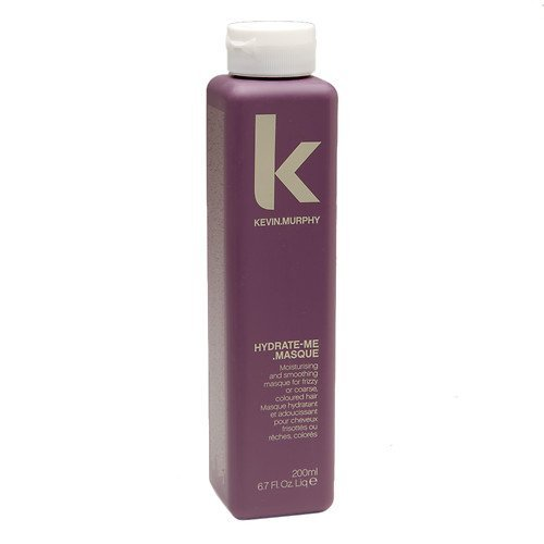 Kevin.Murphy Hydrate-Me.Masque,Moisturizing and smoothing masque for frizzy or coarse, colored hair 6.7 oz (200 ml) - 2 Pack by Kevin Murphy
