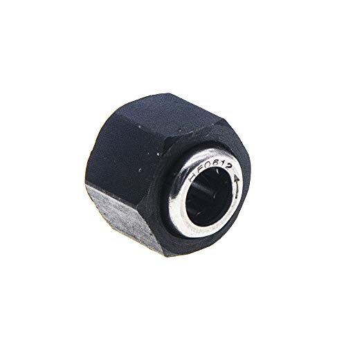 Pull Starter 14mm Hex One Way Bearing 6mm Shaft (M14) for RC 1/10 1/8 Nitro car ()