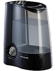 Honeywell HWM-705B HWM705B Filter Free Warm Moisture Humidifier, Black