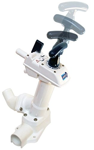 Jabsco 29040-3000 Replacement Pump Assembly, Twist 'n' Lock Manual Toilets, Fits 29090 & 29120,White
