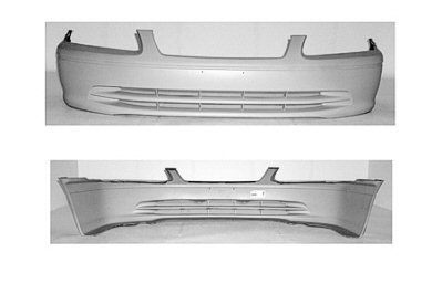 01 Toyota Camry Front Bumper - 9