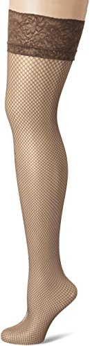 Fiore Liza / Obsession, Medias para Mujer, 40 DEN Braun (Mocca 049)