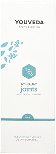 Youveda My Healthy Joints Capsules, 30 Count