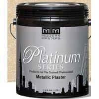 Modern Masters PSMP704-GAL Parchment Metallic Plaster, 1-Gallon