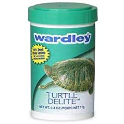 Fish & Aquatic Supplies Turtle Delite 1/2Oz (6Pc)