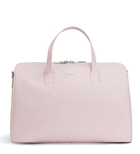 Matt & Nat Mitsuko Large Bowling Bag, Quartz (Pink Ladies Bowling Bag)