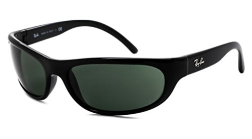 RAY-BAN  RB4033 - 601S48 Predator Polarized Sunglasses - Measurements Ray Ban