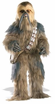 (Star Wars-Chewbacca Collector's Edition Adult C...)