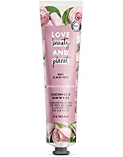 Love, Beauty and Planet Gül Yağı & Aloe Vera içeren Diş Macunu