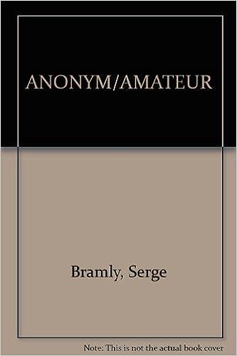 anonym amateur