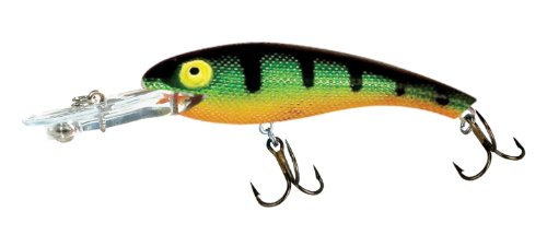 Cotton Cordell Wally Diver Fishing Lure - Gold Perch - 2 1/2 in