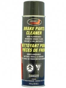 TCC-Johnsens 2420F 16 oz Brake Parts Cleaner by TCC-Johnsens
